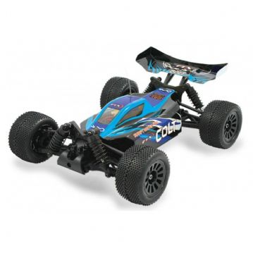 FTX COLT RTR 1/18TH SCALE 4WD ELECTRIC OFF-ROAD BUGGY - BLUE/BLACK FTX5505